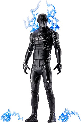 Mattel DC Comics Multiverse The Flash TV Series Zoom Figure, 6