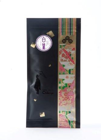 【京銘茶・ちきりや】白鷺(しらさぎ)<宇治茶かりがね>100g