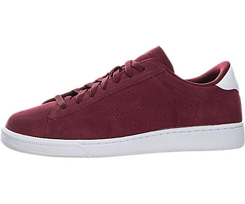 Nike Men's Tennis Classic CS Suede Team Red/Team Red/Whit...