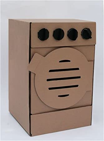 Lavadora de cartón para pintar) de cardanio - Fabricado en Alemania,: Amazon.es: Juguetes y juegos