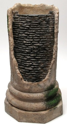 Ancient Style Column Water Fountain