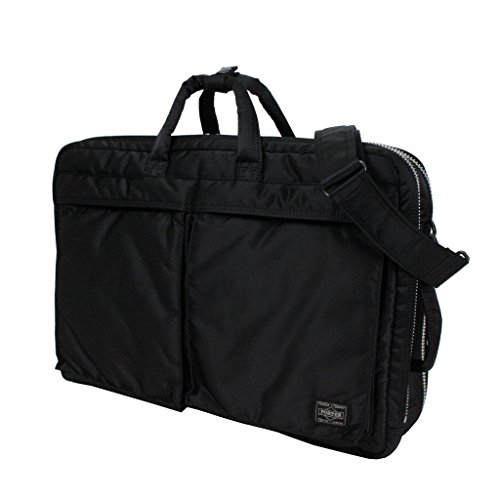 Porter Tanker / 3way Briefcase 07460 Black / Yoshida, used for sale  Delivered anywhere in USA