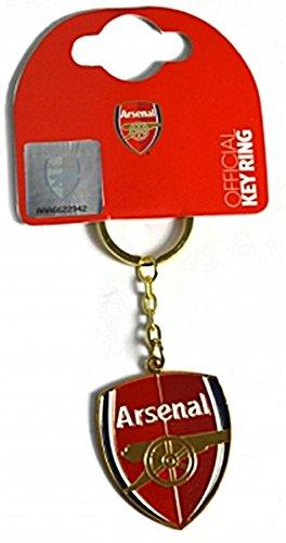 Afc Arsenal F C  Crest Keyring