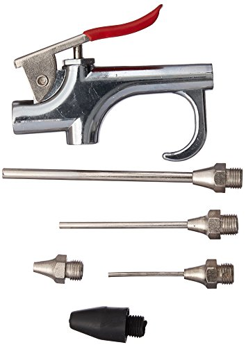 Neiko 31112 Interchangeable Nozzles Over Sized