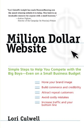 Million Dollar Website: Simple Steps to Help You Compete with the Big Boys - Even on a Small Business - Online Shopping Websites Usa
