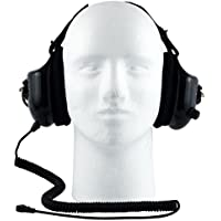 Noise-Reducing Race Scanner Headphones