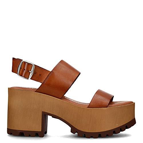 (Musse & Cloud Danna Women's Sandal 41 M EU Camel)