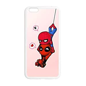 iPhone 6 Plus Protective Case - Deadpool Cell Phone Cover Case for New iPhone 6 (5.5 inch)