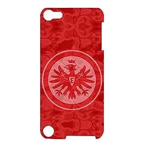 Eintracht Frankfurt Phone Case Red Hot Bundesliga Football Team Logo 3D Cell Case For Ipod Touch 5th Generation