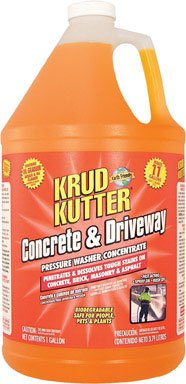 CONCRETE&DRIVE CLNR. GAL CASE OF 4