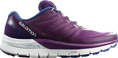 Salomon Max Trial surf Women's Web Chaussure Ss17 Sense Pro traubensaft Course The wei Lila 4YEq4rw