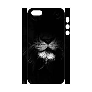 LaiMc Custom 3D Case for iPhone ipod touch4 with Personalized Design Tiger