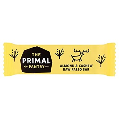 The Primal Kitchen Almond And Cashew Paleo Energy Bar, 45g