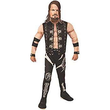 Amazon.com: WWE BROCK LESNAR Deluxe Muscle Traje con ...