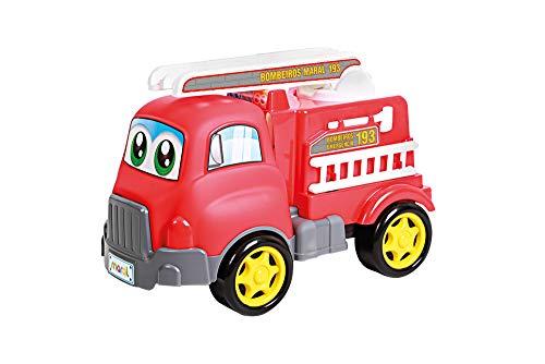 Caminhão de Bombeiros Turbo Truck Caixa, Maral, Multicor