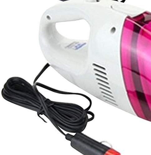 Mini aspirateur Aspirateur de voiture Super Mini polyvalent, outil d\'aspirateur à poussière 12 V à double usage humide et sec