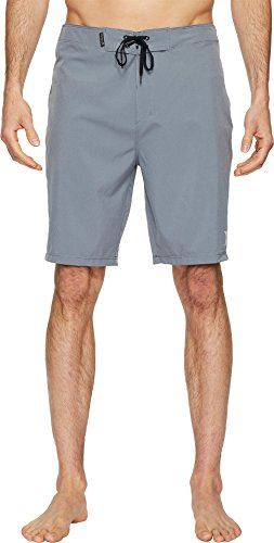 Hurley Men's Phantom One and Only Board Shorts, Cool Grey, 29 from Hurley