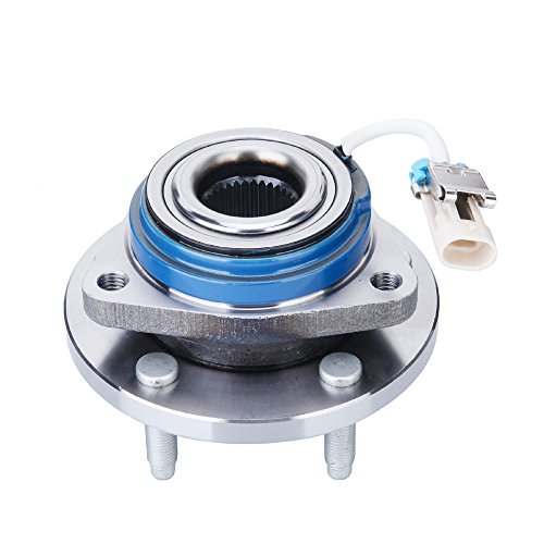 FKG Wheel Hub Bearing Assembly 513121 for Pontiac Chevrolet Buick Oldsmobile Cadillac Saturn FWD Front Left and Right 5 Lug ()
