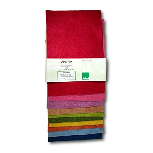 100% Wool Felt Sheets - 6