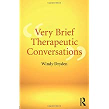Very Brief Therapeutic Conversations