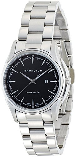 HAMILTON watch Jazzmaster Viewmatic 34mm H32325131 Men's [regular imported goods]