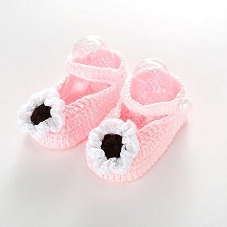Zorux - Zapatos multicolores para recién nacido con flor otoño ...