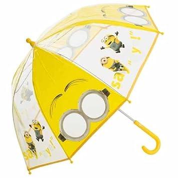SAMBRO - Paraguas con diseño de Minions