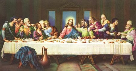SunsOut 1000 pc - The Last Supper 1000 pc Jigsaw Puzzle