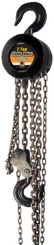 Black Bull CHOI2 2 Ton Capacity 8' Chain Hoist ()