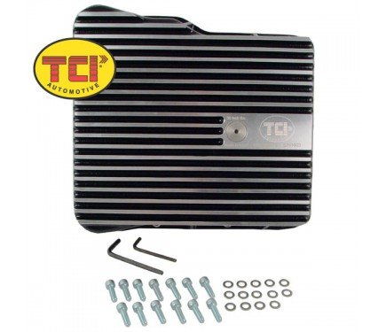 TCI 538010 Aluminum Transmission Pan -