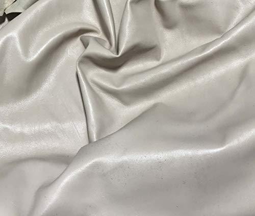 Beige - Lambskin Leather