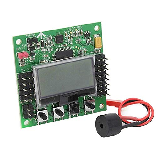 drone repair parts - powerday KK2.1.5 LCD Flight Control Board V1.9S for RC Multi-Rotor Drone Flying Wing X525
