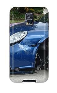 For Galaxy S5 Premium Tpu Case Cover Porsche Gt3 Rs 31 Protective Case