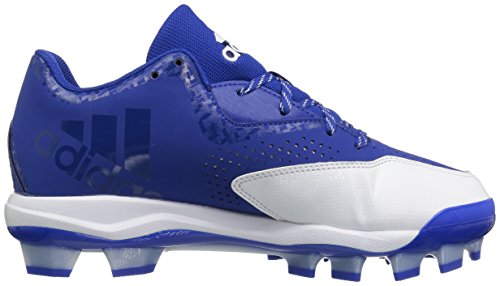Adidas Prestanda Kvinnor Poweralley 4 W Tpu Softball Sko Kollegiala Royal / Vit / Vit