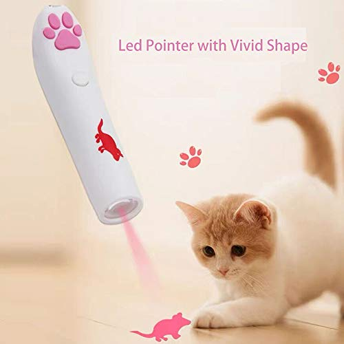 ANG Cat Catch LED Projecter Chasing Toy Pet Interactive Toy (Pack of 2) 3