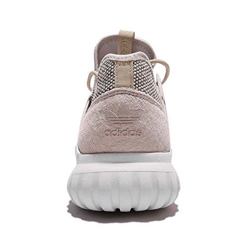 Adidas Mens Tubular Radial, Marrone / Nero / Bianco Marrone / Nero / Bianco