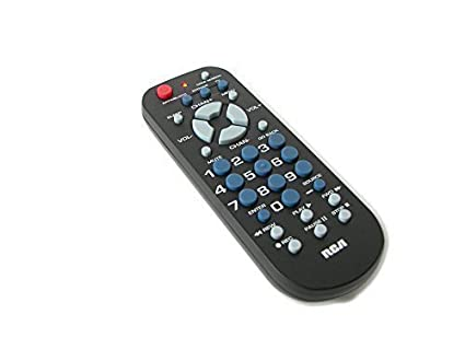 Amazoncom Rcablack Universal Remote Control For Magnavox Ge