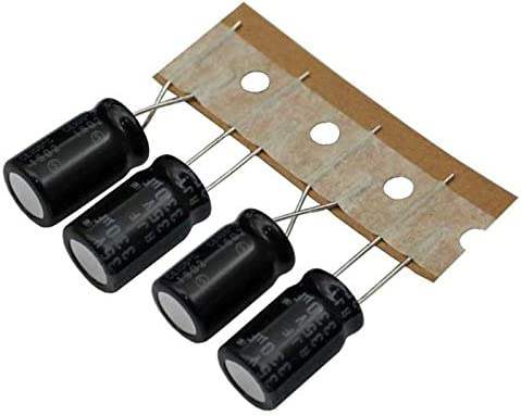 10x Elko Capacitor Radial 330µf 35v 105 ° C; rjf-35v331mh4y-t2; 330uf