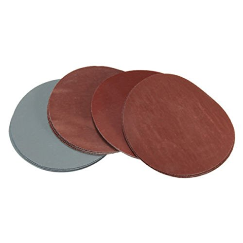 KINWAT 20pcs 5 inch Sanding Discs Set 125mm Polishing Sand Paper 1000 1500 2000 3000 Grit for Power Tools