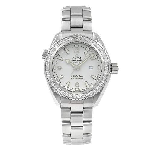Omega-Seamaster-Planet-Ocean-White-Dial-Automatic-Diamond-Ladies-Watch-23215382004001