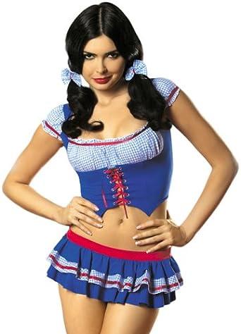 HEIDI Fancy el campo disfraz de niña civil durante Honey21 ...