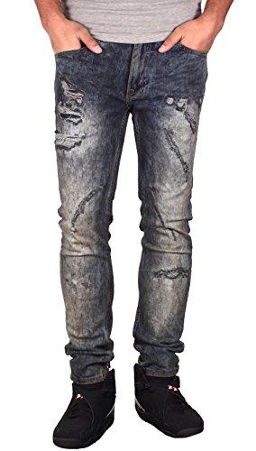 Slim Straight Aaron Jeans from Jordan Craig Legacy Edition by Jordan Craig