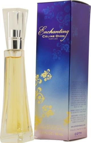 Celine Dion Enchanting by Celine Dion for Women. Eau De Toilette Spray 1-Ounce
