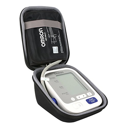 co2crea Hard Travel Case for Omron BP742N 5 Series Upper Arm Blood Pressure Monitor Cuff (Size S) by Co2Crea (Image #5)