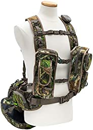ALPS OutdoorZ Long Spur Deluxe Hunting Vest, Mossy Oak Obsession