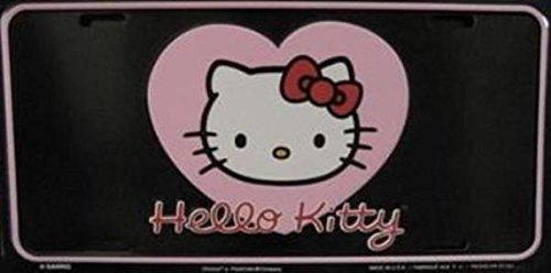 hello kitty car tag - 1