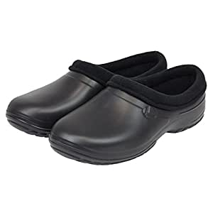 Mule, zuecos EVA para mujer/hombre con calcetín interior, talla 40
