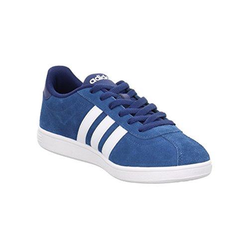 adidas VLCOURT - Zapatillas deportivas para Hombre, Azul - (AZUBAS/FTWBLA/AZUMIS) 47 1/3