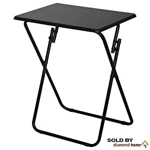 single black dinner trays with legs this breakfast tray with legs is made of metal. Black Bedroom Furniture Sets. Home Design Ideas