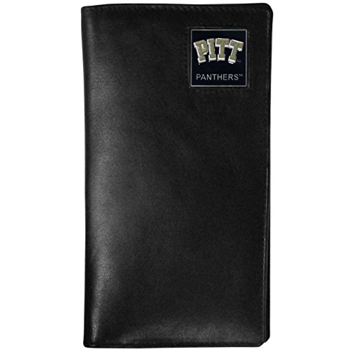 NCAA Pittsburgh Panthers Tall Leather Wallet